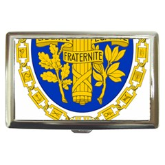 Coat Of Arms Of The French Republic Cigarette Money Case by abbeyz71