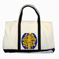 Arms Of The French Republic Two Tone Tote Bag by abbeyz71