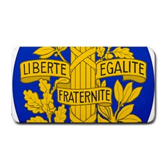 Arms Of The French Republic Medium Bar Mats by abbeyz71
