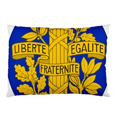 Arms Of The French Republic Pillow Case (two Sides) by abbeyz71