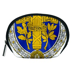 Coat Of Arms Of The French Republic, 1905-1953 Accessory Pouch (medium) by abbeyz71