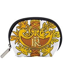 French Republic Diplomatic Emblem Accessory Pouch (small) by abbeyz71