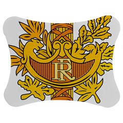 French Republic Diplomatic Emblem Jigsaw Puzzle Photo Stand (bow) by abbeyz71