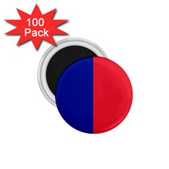 Flag Of Paris 1 75  Magnets (100 Pack)  by abbeyz71