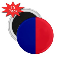 Flag Of Paris 2 25  Magnets (10 Pack)  by abbeyz71