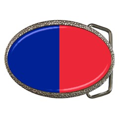 Flag Of Paris Belt Buckles by abbeyz71