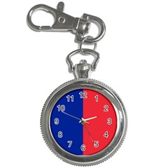 Flag Of Paris Key Chain Watches by abbeyz71
