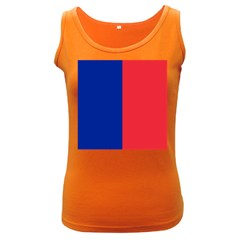 Flag Of Paris Women s Dark Tank Top by abbeyz71