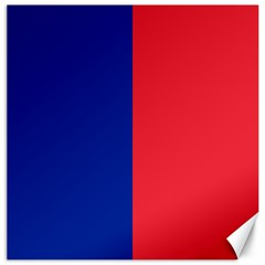 Flag Of Paris Canvas 12  X 12