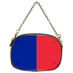 Flag Of Paris Chain Purse (one Side) by abbeyz71