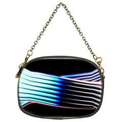 Motion Line Illustrations Chain Purse (two Sides) by HermanTelo