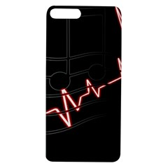 Music Wallpaper Heartbeat Melody Apple Iphone 7/8 Plus Tpu Uv Case
