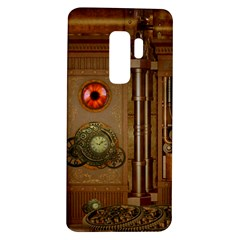 Steampunk Design Samsung Galaxy S9 Plus Tpu Uv Case