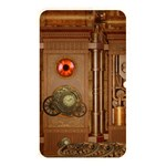 Steampunk Design Memory Card Reader (Rectangular) Front