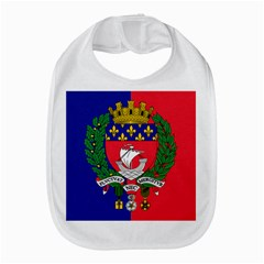 Flag Of Paris  Bib