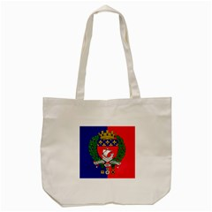 Flag Of Paris  Tote Bag (cream) by abbeyz71