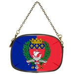 Flag of Paris  Chain Purse (One Side) Front