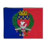 Flag of Paris  Cosmetic Bag (XL) Front