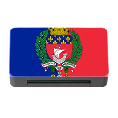 Flag Of Paris  Memory Card Reader With Cf by abbeyz71