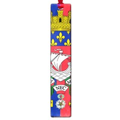 Flag of Paris  Large Book Marks