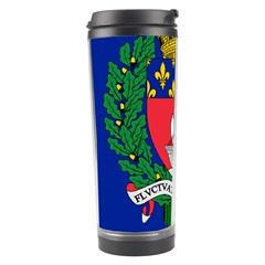 Flag Of Paris  Travel Tumbler by abbeyz71