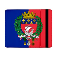 Flag Of Paris  Samsung Galaxy Tab Pro 8 4  Flip Case by abbeyz71