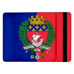 Flag Of Paris  Samsung Galaxy Tab Pro 12 2  Flip Case by abbeyz71
