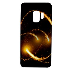 Flying Comets In The Cosmos Samsung Galaxy S9 Tpu Uv Case by picsaspassion