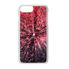 Abstract Background Wallpaper Iphone 8 Plus Seamless Case (white)