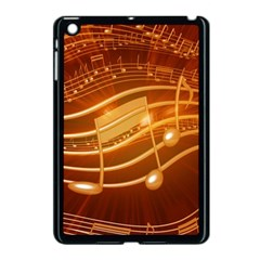 Music Notes Sound Musical Love Apple Ipad Mini Case (black)