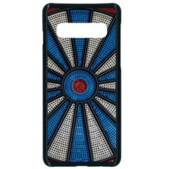 Darts Throw Samsung Galaxy S10 Seamless Case(black) by HermanTelo