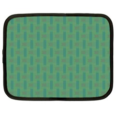 Pattern Background Blure Netbook Case (large) by HermanTelo
