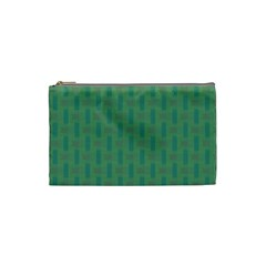 Pattern Background Blure Cosmetic Bag (small) by HermanTelo