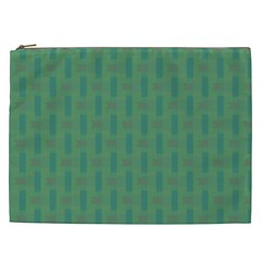 Pattern Background Blure Cosmetic Bag (xxl)