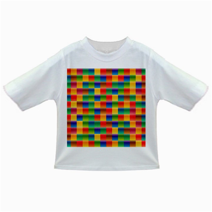 Background Colorful Abstract Infant/Toddler T-Shirts