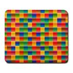 Background Colorful Abstract Large Mousepads Front