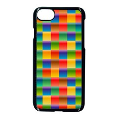 Background Colorful Abstract Iphone 7 Seamless Case (black)