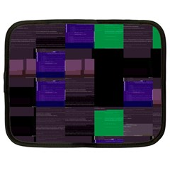 Tpierrain Nfluent s Check Cs Glitch Code 15inch Laptop Sleeve