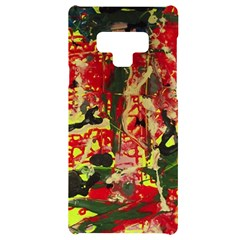 Red Country-1-2 Samsung Note 9 Black Uv Print Case  by bestdesignintheworld