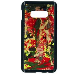 Red Country 1 2 Samsung Galaxy S10e Seamless Case (black)