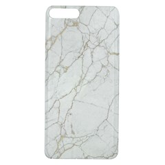 White Marble Texture Floor Background With Gold Veins Intrusions Greek Marble Print Luxuous Real Marble Apple Iphone 7/8 Plus Tpu Uv Case by genx