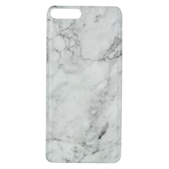 White Marble Texture Floor Background With Dark Gray Grey Texture Greek Marble Print Luxuous Real Marble Apple Iphone 7/8 Plus Tpu Uv Case