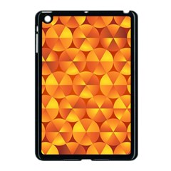 Background Triangle Circle Abstract Apple Ipad Mini Case (black)