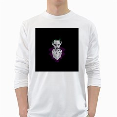 The Joker Long Sleeve T-shirt by Sobalvarro
