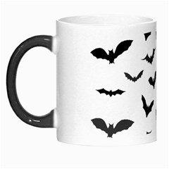 Bats Pattern Morph Mugs by Sobalvarro