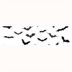 Bats Pattern Large Bar Mats by Sobalvarro