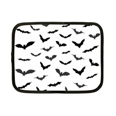 Bats Pattern Netbook Case (small) by Sobalvarro