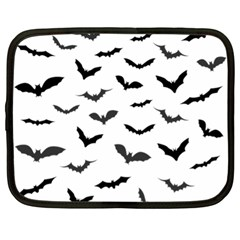 Bats Pattern Netbook Case (xl) by Sobalvarro
