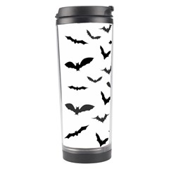 Bats Pattern Travel Tumbler by Sobalvarro