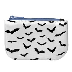 Bats Pattern Large Coin Purse by Sobalvarro